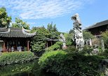 All Inclusive Suzhou Highlight Tour with Boat Ride and Lunch