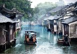Private One Day Wuzhen Water Town Tour from Hangzhou