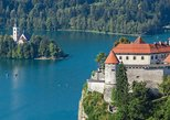 Alpine Lakes: Lake Bled and Triglav National Park Tour
