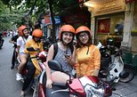 Hanoi sunset motorbike tour