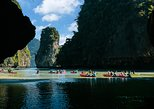 Canoeing Through Phuket's Secret Lagoons by Sea Cave Canoe