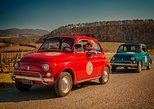 self-drive vintage fiat 500 tour from florence: tuscan wine experience