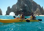 Los Cabos Arch & Playa del Amor tour by Glass bottom kayak