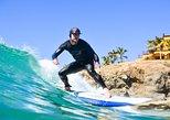 SURF LESSONS AT CERRITOS