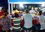 things to do in ubud at night | try real local food at the ubud night market