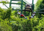 Dominican Zipline Adventure from La Romana