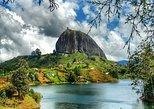 Excursión a Guatape, Piedra del Peñol, con recorrido en barco. Medellin, COLOMBIA