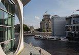 Highlights von Berlin - Besichtigungs-Bootsfahrt mit Kaffee und Kuchen