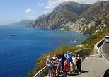 Semi-private Pompei & Amalfi coast drive with Positano stop from Rome