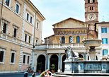 Trastevere Lunchtime Food & Wine Tour with expert guide