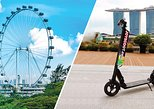 Singapore Flyer & Scooter Rental
