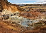 Reykjanes Geopark small-group tour & optional Airport or Blue Lagoon drop-off