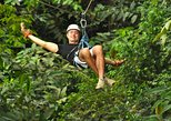 Zip Line with Horseback Riding and Waterfalls Combination Tour