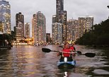 Brisbane River Guided Evening Tour by Kayak ( our most popular tour)