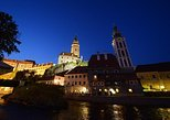 Private evening tour Cesky Krumlov Old Town and Castle area
