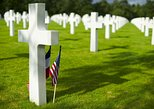Normandy D-Day Tour: Omaha Beach, and American Cemetery. Paris, FRANCIA