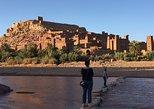 Day Trip from Marrakech to Ouarzazate, Kasbah Ait Ben Haddou & Atlas Mountains