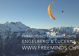 Paragliding Tandemflight Engelberg and Lake Lucerne