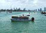 Rent and Captain a 18ft Pontoon boat in Miami