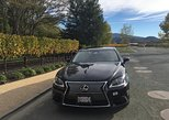 8-Hours Private San Francisco to Napa CA up to 3 people in a Lexus LS 460 Sedan