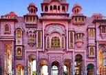 Pink City Tuk Tuk Tour