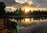 Angkor Wat Small Circuit Tour With Sunset