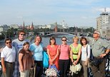 Private Shore Excursion: Visa-Free 1-Day Moscow All Highlights Tour