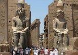 Luxor Day Tour from Hurghada, El Gouna, or Makadi