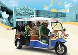 ALL INCLUSIVE FULL DAY COMBI TUK-TUK & MOTORBOAT - ISLANDS OF GOZO & COMINO