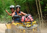 ATV Xtreme and Zipline Adventure from Riviera Maya