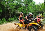 ATV Xtreme and Zipline Tour from Cancun