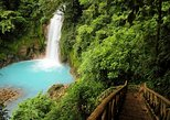 Central America - Costa Rica: Blue River and Tenorio Volcano National Park Hike
