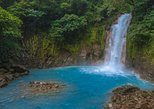 Blue River and Tenorio Volcano National Park Hike Private Tour