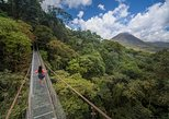 Central America - Costa Rica: Arenal Hanging Bridges Hiking Tour