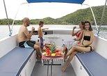 Private boat family snorkel combo
