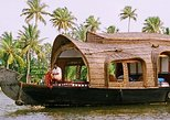 Kochi Private Tour: Overnight Alleppey Backwaters Houseboat Cruise