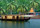 Kochi Private Tour: Kerala Backwater Houseboat Day Cruise