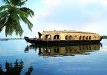 Kochi Shore Excursion: Private Kerala Backwater Houseboat Day Cruise
