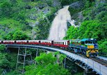 Full-Day Tour with Kuranda Scenic Railway, Skyrail Rainforest Cableway, and Hartley's Crocodile Adventures from Cairns
