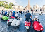 Rome by Vespa Sidecar Tour