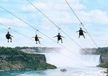 Zipline To The Falls - Niagara Falls, Canada