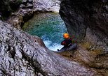 Family Canyoning Trip in Bovec, Slovenia