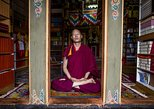 Bhutan -  Meditation with a Monk