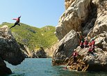 Setubal Coasteering Small-Group Outdoor Tour with Guide, Gear