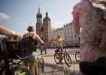 Fahrradtour durch Krakaus Altstadt, das jüdische Viertel und das Ghetto