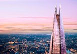Go up The Shard & then see over 20 top London Sights tour (Kids nearly free)