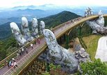 GOLDEN BRIDGE & BA NA HILL via CABLE CAR from DA NANG or HOI AN (Private Tour)