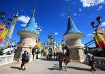 Family Tour of Lotte World Amusement Park