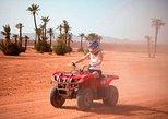 Marrakech Half-Day All-Terrain Vehicle Desert Ride with Berber Village Visit