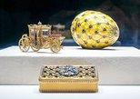 Best of St Petersburg with Fabergé Museum Shore Excursion